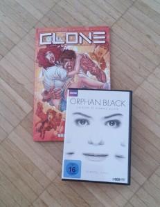 Orphan Black & David Schulners Clone (Privates Foto)
