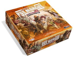 Zombicide Season 3: Rue Morgue (Copyright/Image: Guillotine Games, CoolMiniOrNot)