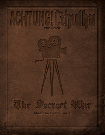 ACHTUNG! CTHULHU Movie - The Secret War (Image: Modiphius Entertainment)