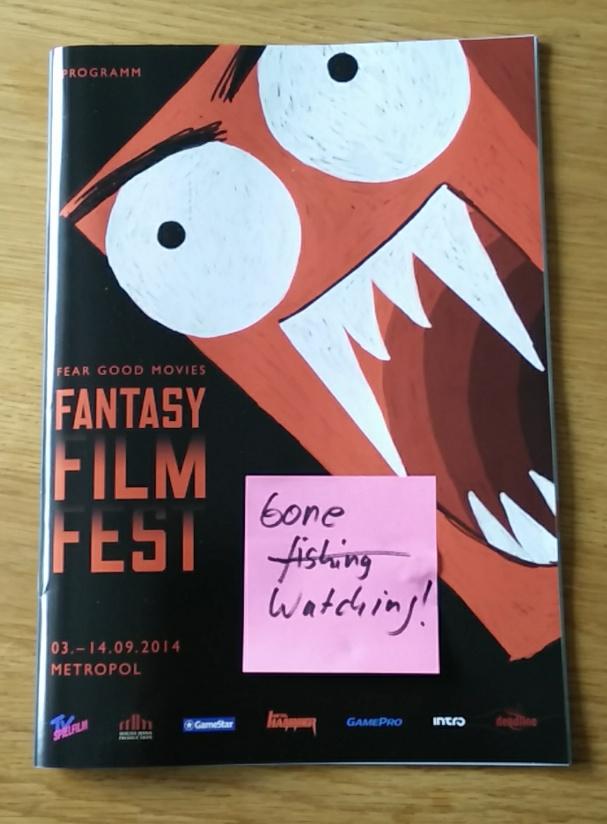 Fantasy Filmfest 2014: Progamm (Image: obskures.de)