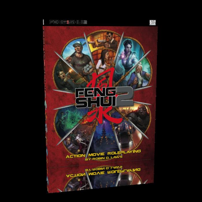 Feng Shui 2 (Image: Atlas Games)