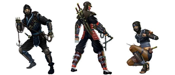 Rise of the Kage: Ninja of the Kage Kaze Zoku (Image: GCT Studios)