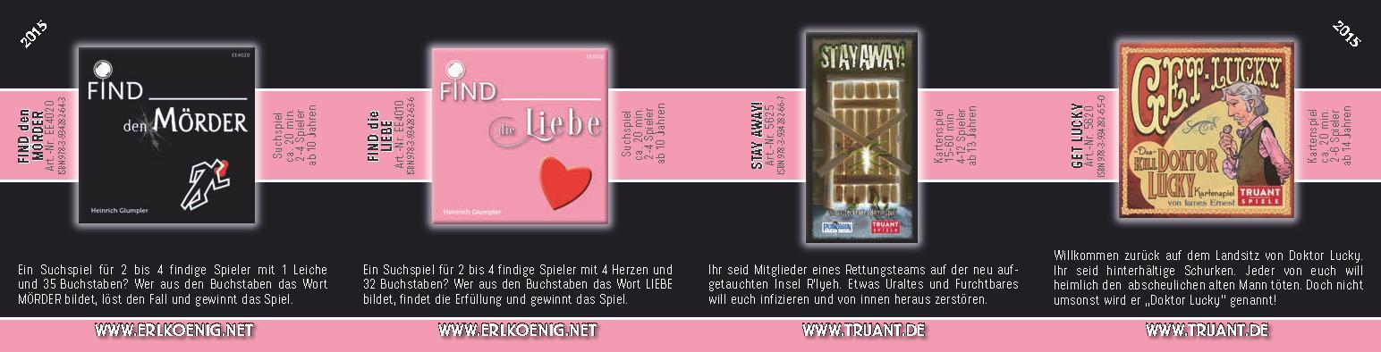 Edition Erlkönig / Truant Verlag (Image: Truant Verlag)