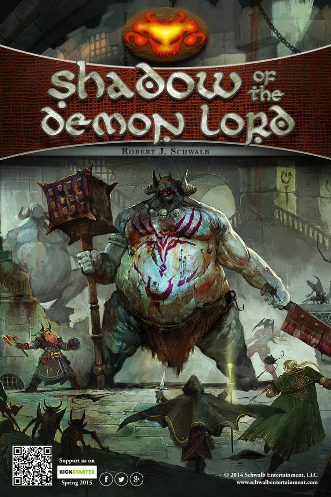 Shadow of the Demon Lord (Image: Schwalb Entertainment)