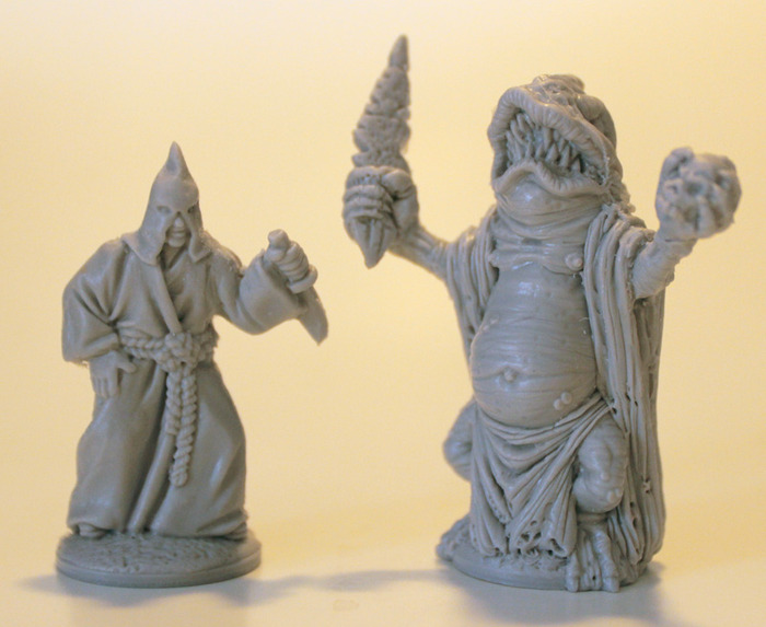 Strange Aeons Miniatures (Image: Uncle Mike's Worldwide)