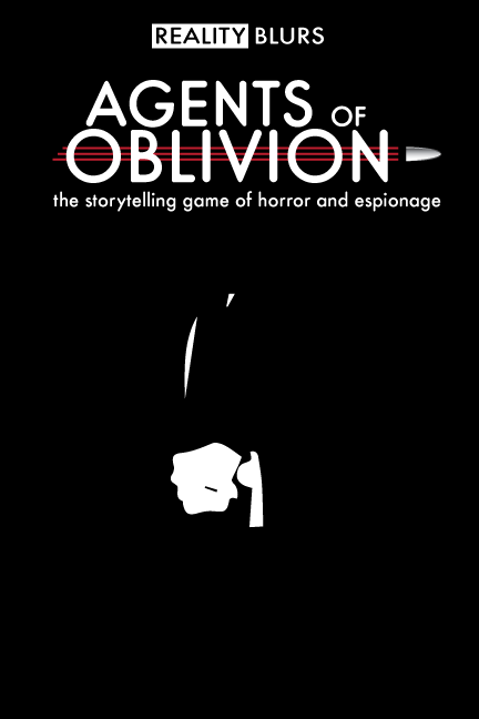 Agents of Oblivion (Mockup, Image: Reality Blurs)