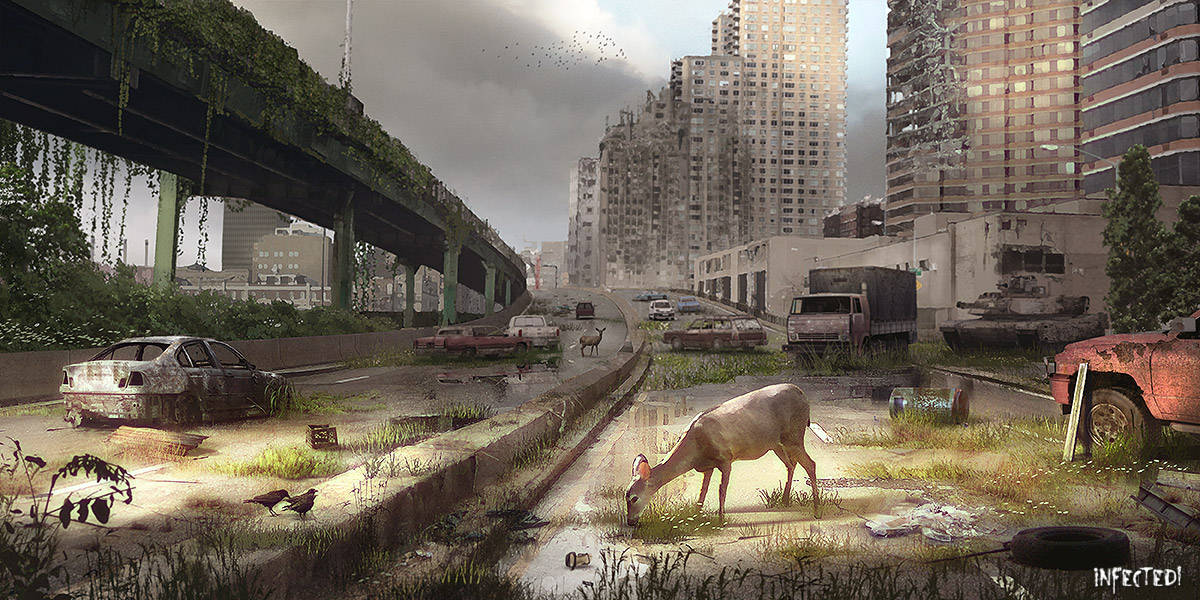 Desolate City - Infected RPG (Image: Immersion Studios)