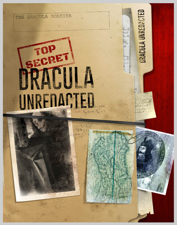 Dracula Unredacted (Image: Pelgrane Press)