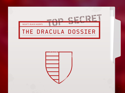 Night's Black Agents - The Dracula Dossier (Image: Pelgrane Press)