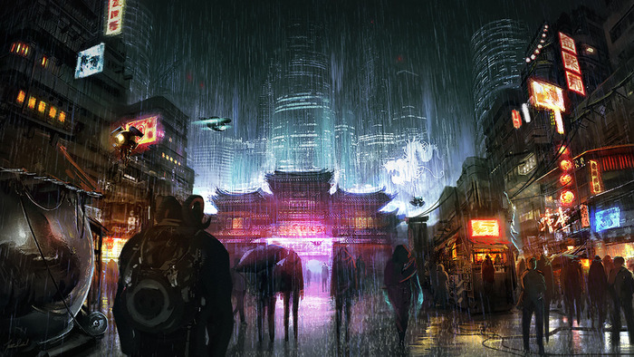 Shadowrun Returns Returns (Image: Harebrained Schemes)