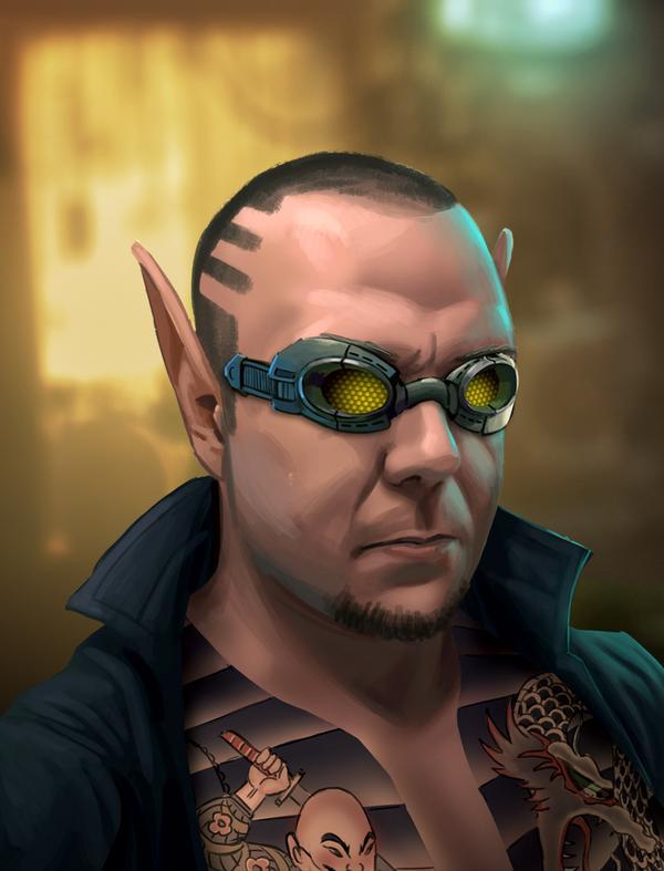 Shadowrun Returns Returns (Image: Harebrained Schemes)