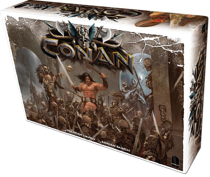 Conan (Image: Monolith Board Games LLC)