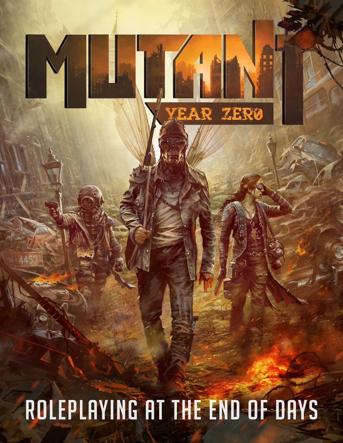 Mutant: Year Zero (Image: Modiphius Entertainment/Fria Ligan AB)