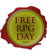 Free RPG Day 2015 (Image: Impressions Game Distribution Services)