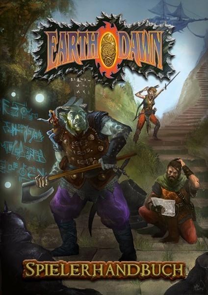 Earthdawn 4. Edition: Spielerhandbuch (Image: Ulisses Spiele)