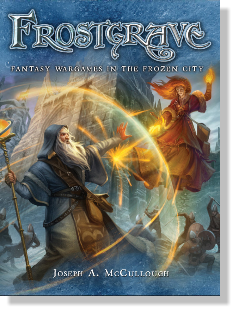 Frostgrave - Fantasy Wargames in the Frozen City (Image: Osprey Games)
