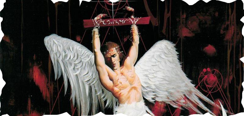KULT: Angel (Image: Helmgast AB)