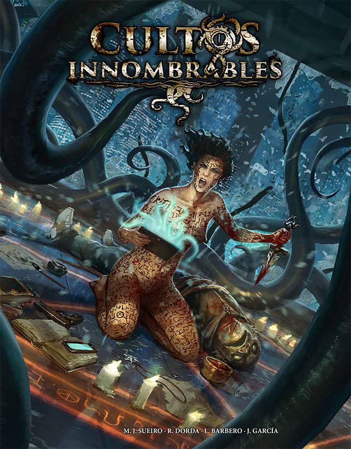 Cultos Innombrables (Image: Nosolorol Ediciones)
