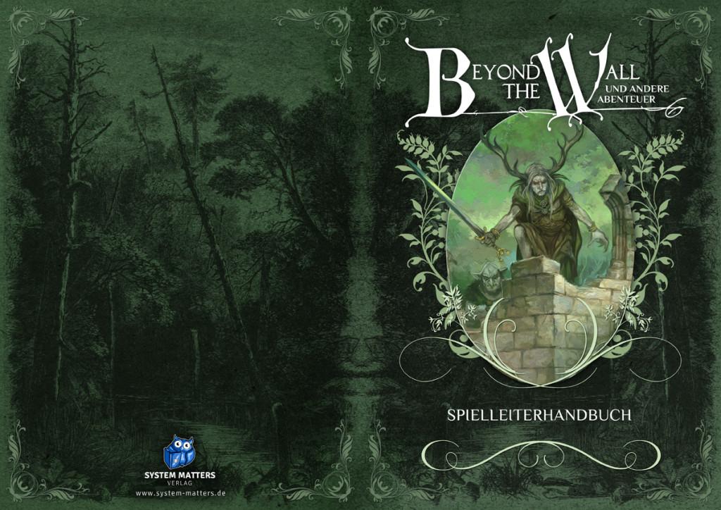 Beyond the Wall: Spielleiterhandbuch (Image: System Matters)