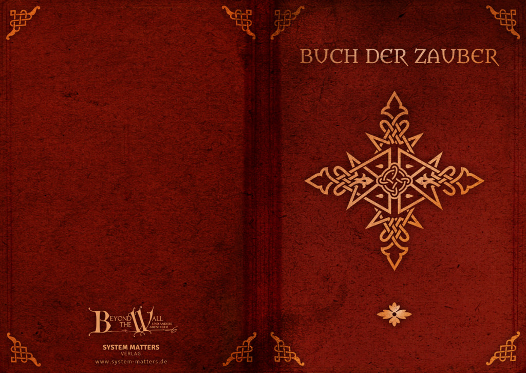Beyond the Wall: Buch der Zauber (Image: System Matters)