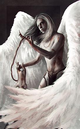 KULT: Divinity Lost - Angel (Image: Helmgast AB)