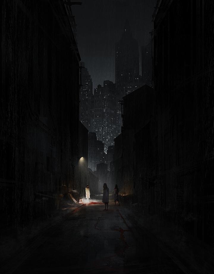 KULT: Divinity Lost - Dark Alley (Image: Helmgast AB)