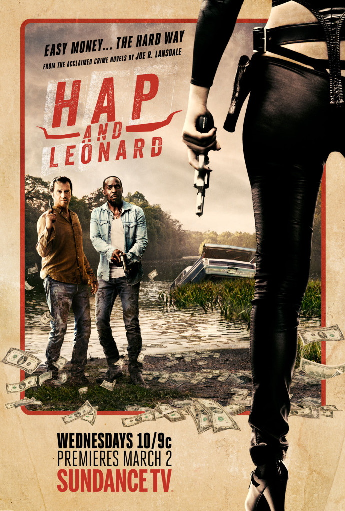 Hap and Leonard (Image: Sundance TV)