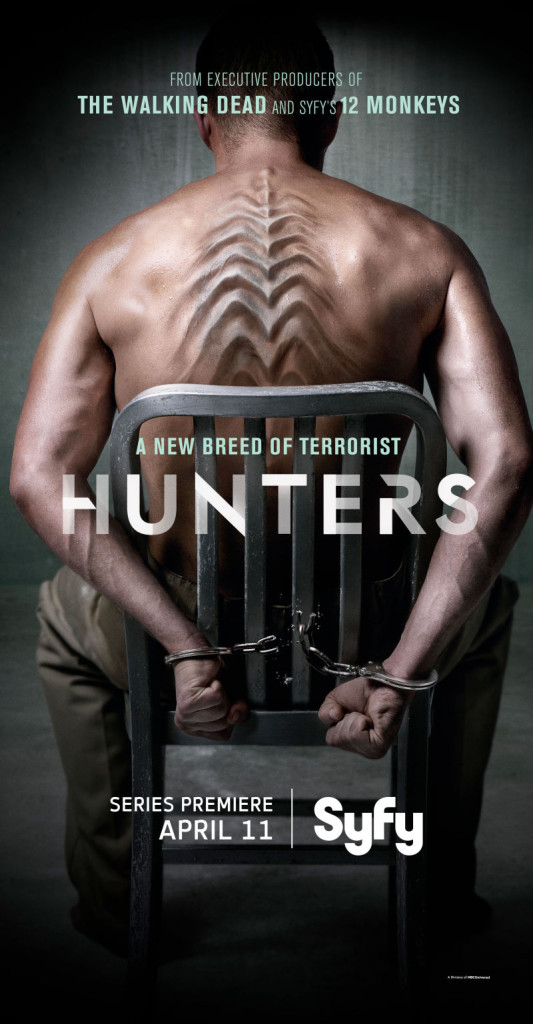 Hunters: A New Breed of Terrorist (Image: Syfy)