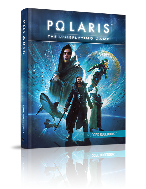 Polaris - The Roleplaying Game (Image: Black Book Editions)