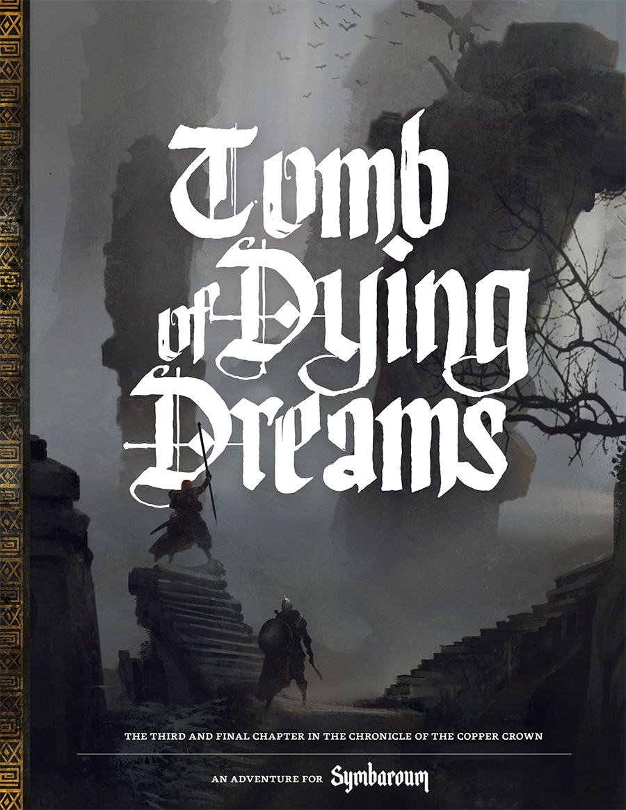 Symbaroum RPG: Tomb of Dying Dreams (Image: Järnringen)