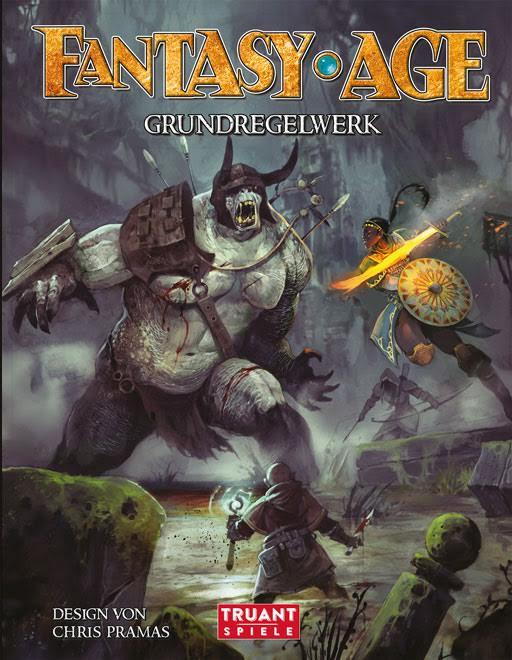 Fantasy Age Rollenspiel (Image: Truant Spiele)