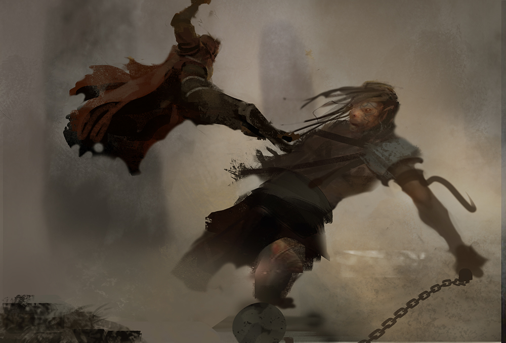 Symbaroum RPG: Fight! (Image: Järnringen)
