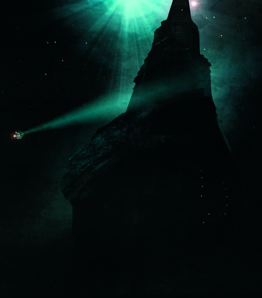 Coriolis - The Third Horizon: Searchlight (Image: Fria Ligan / Free League Publishing)