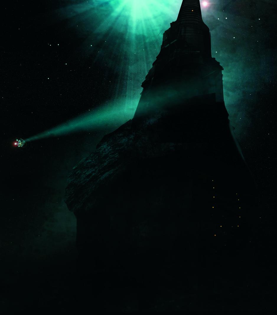 Coriolis - The Third Horizon: Searchlight (Image: Fria Ligan / Free League Publishing)