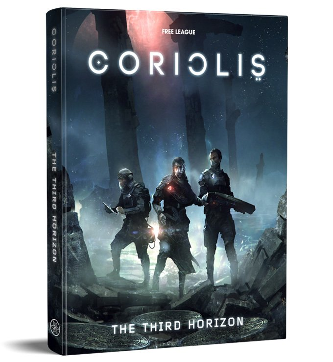 Coriolis - The Third Horizon (Image: Fria Ligan / Free League Publishing)