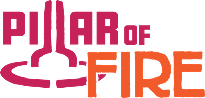 Pillar of Fire: Logo (Image: Atlas Games)