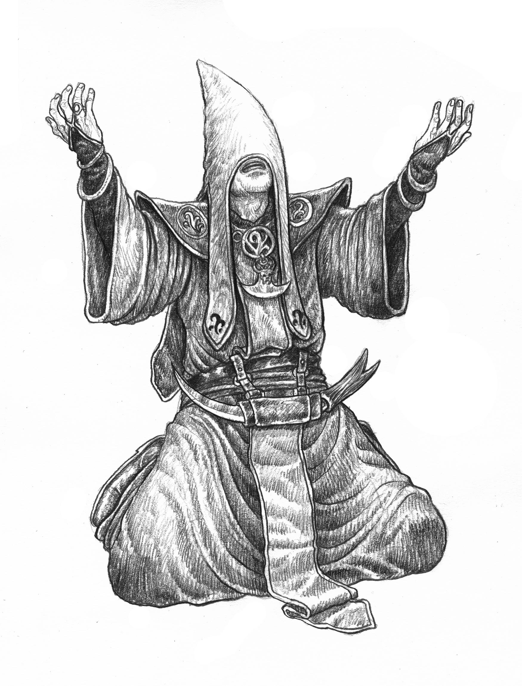 ZWEIHÄNDER Grim & Perilous RPG: Culitist (Image: Grim & Perilous Studios)