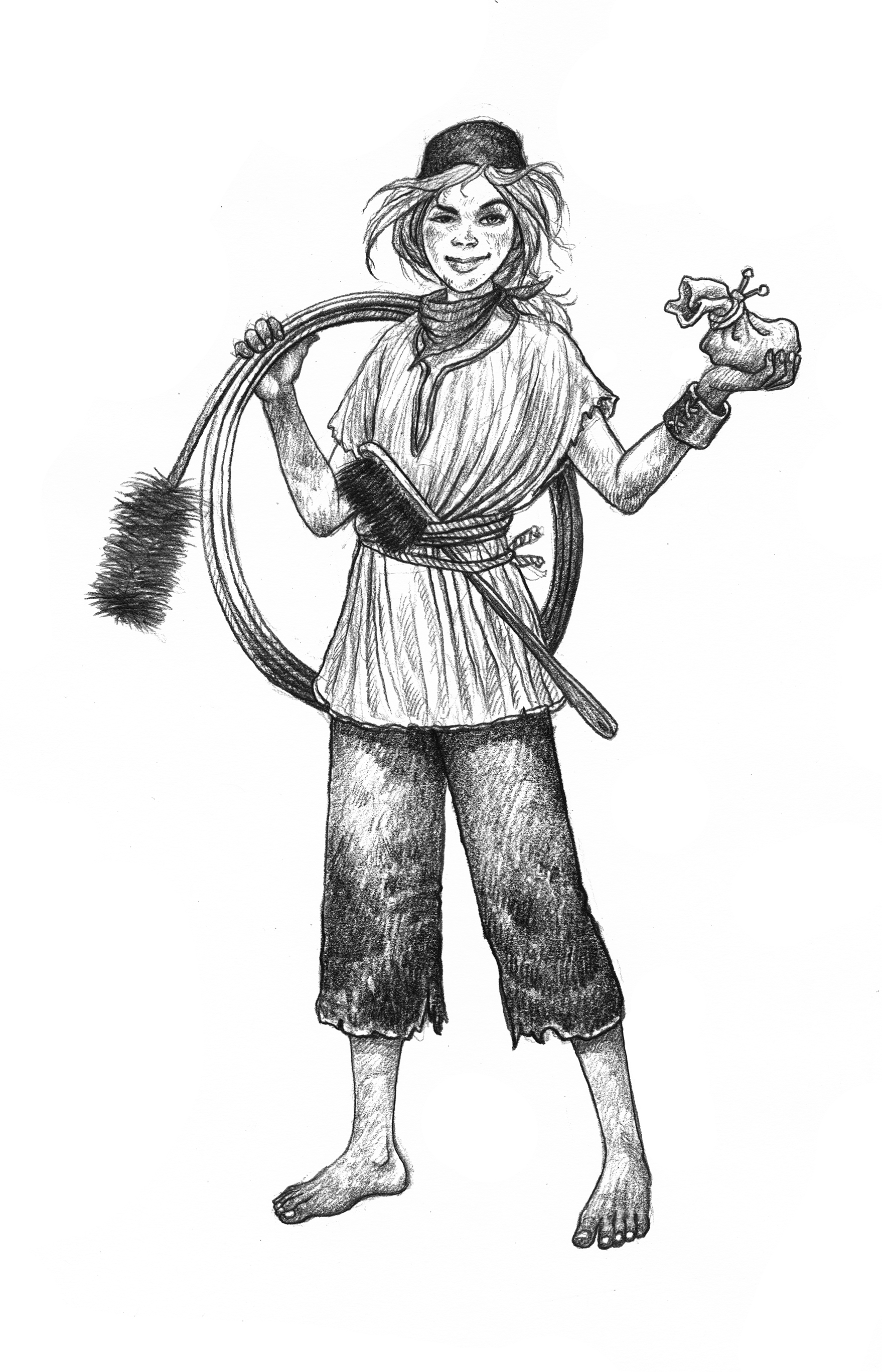 ZWEIHÄNDER Grim & Perilous RPG: Guttersnipe (Image: Grim & Perilous Studios)