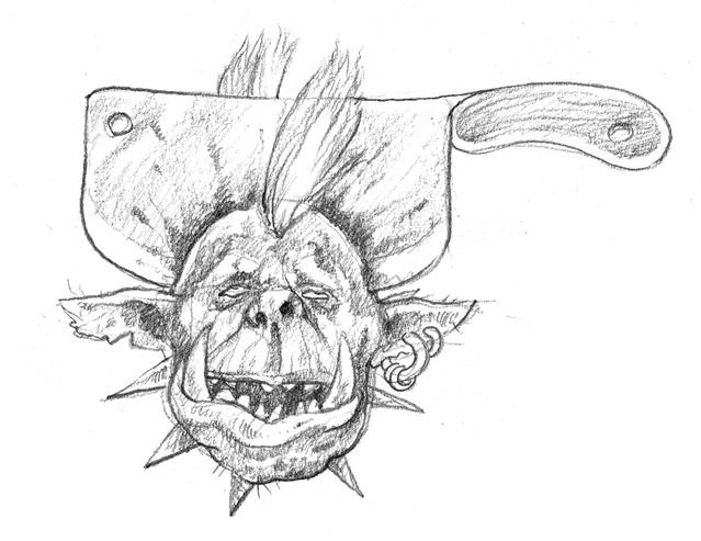ZWEIHÄNDER Grim & Perilous RPG: Critical Hit (Image: Grim & Perilous Studios)