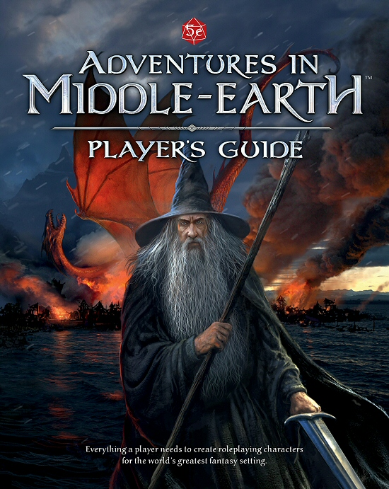 Adventures in Middle-earth Player's Guide (Image: Cubicle 7)