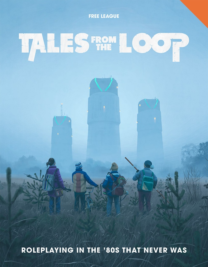 Tales from the Loop - Roleplaying in the '80s That Never Was (Image: Simon Stålenhag - Fria Ligan / Free League Publishing)