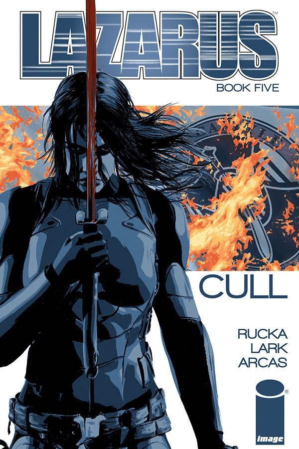 Greg Rucka's Lazarus (Image: Image Comics)